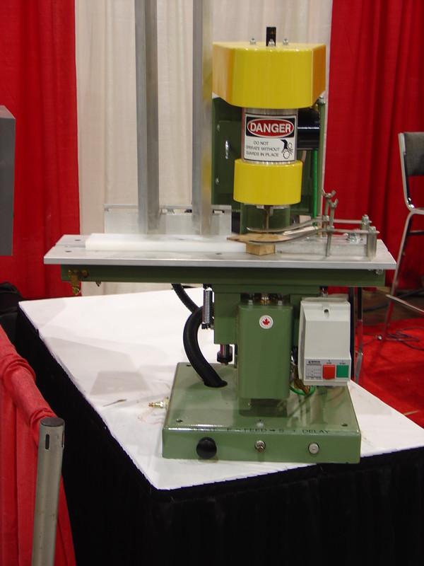 rosette maker machine